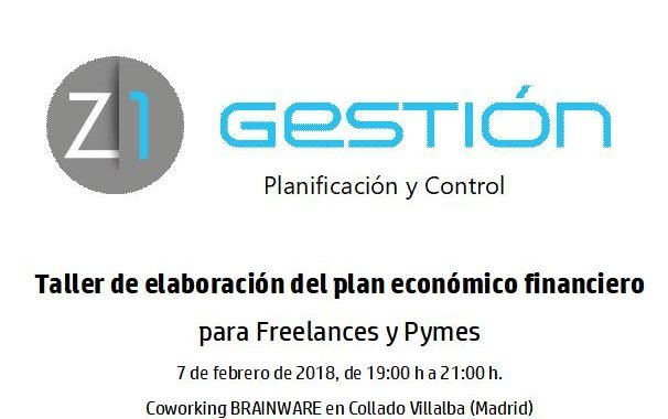 Nuevo Taller De Elaboración Del Plan Económico Financiero